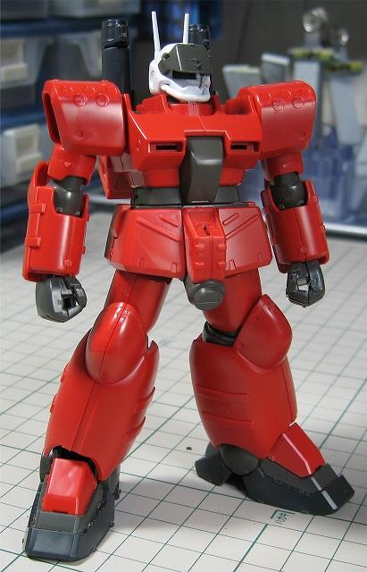 ガンキャノン量産型01