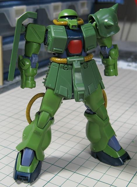 ザクⅡ改01