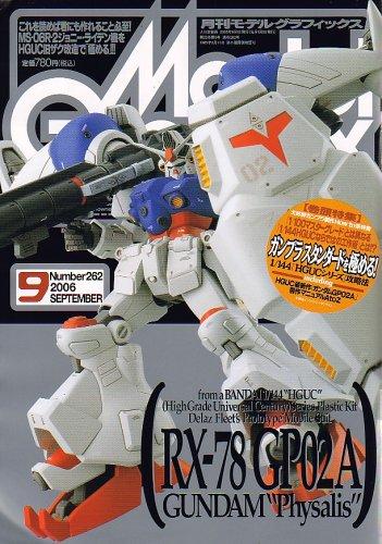 モデルグラフィックス2006年9月号