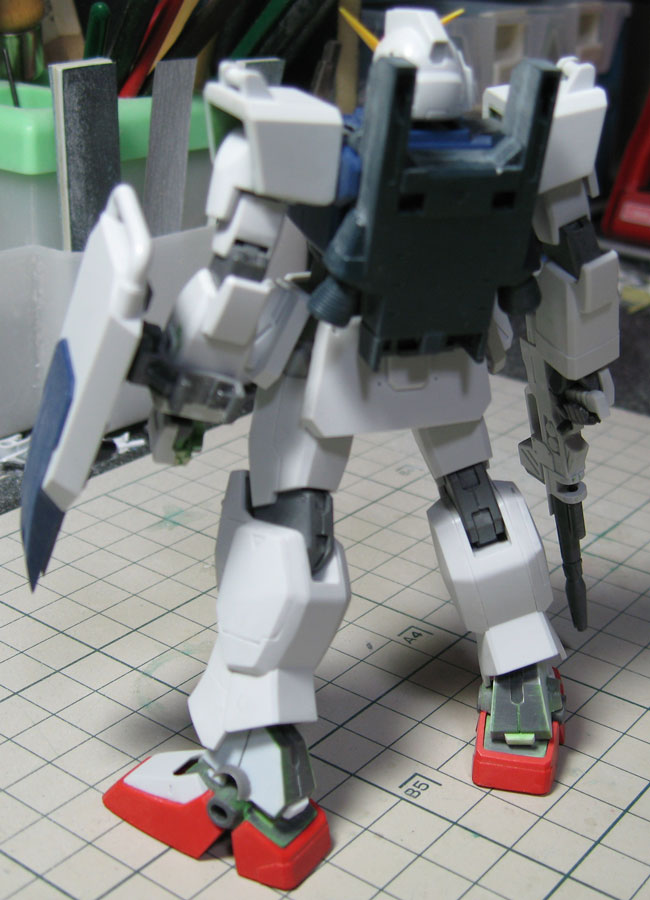 HGUC 陸戦型ガンダム02