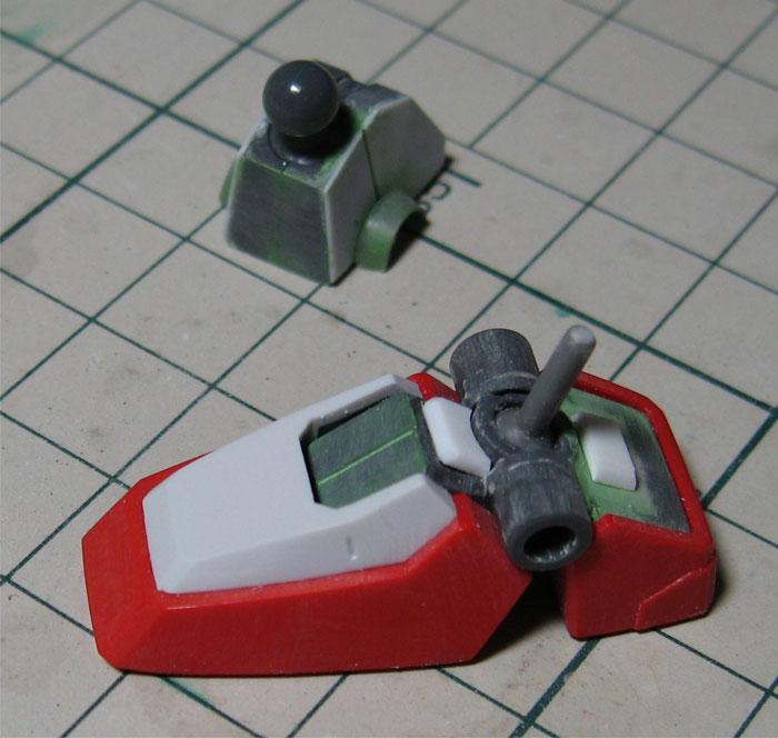 HGUC 陸戦型ガンダム10