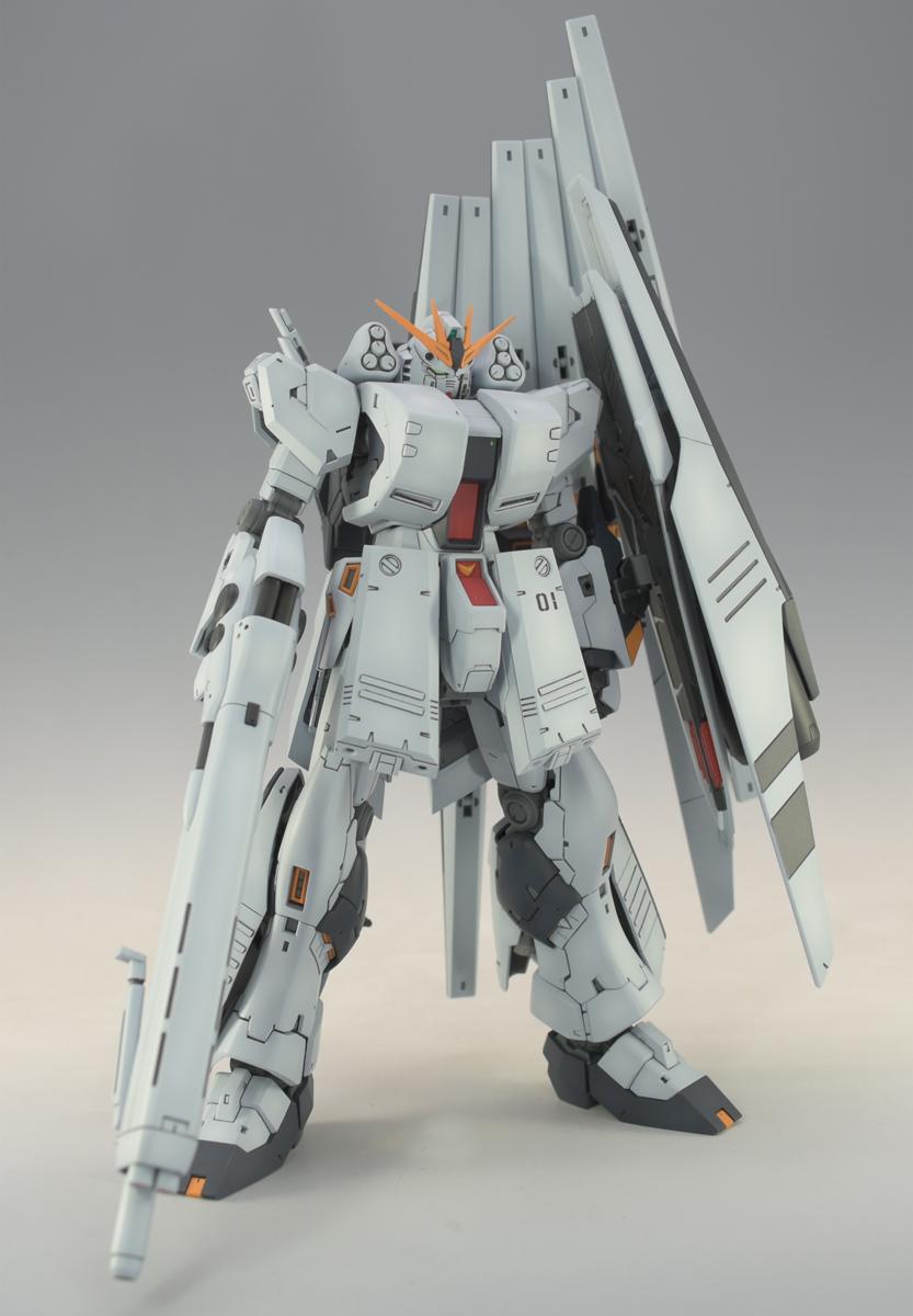 RG νガンダム HWS 01