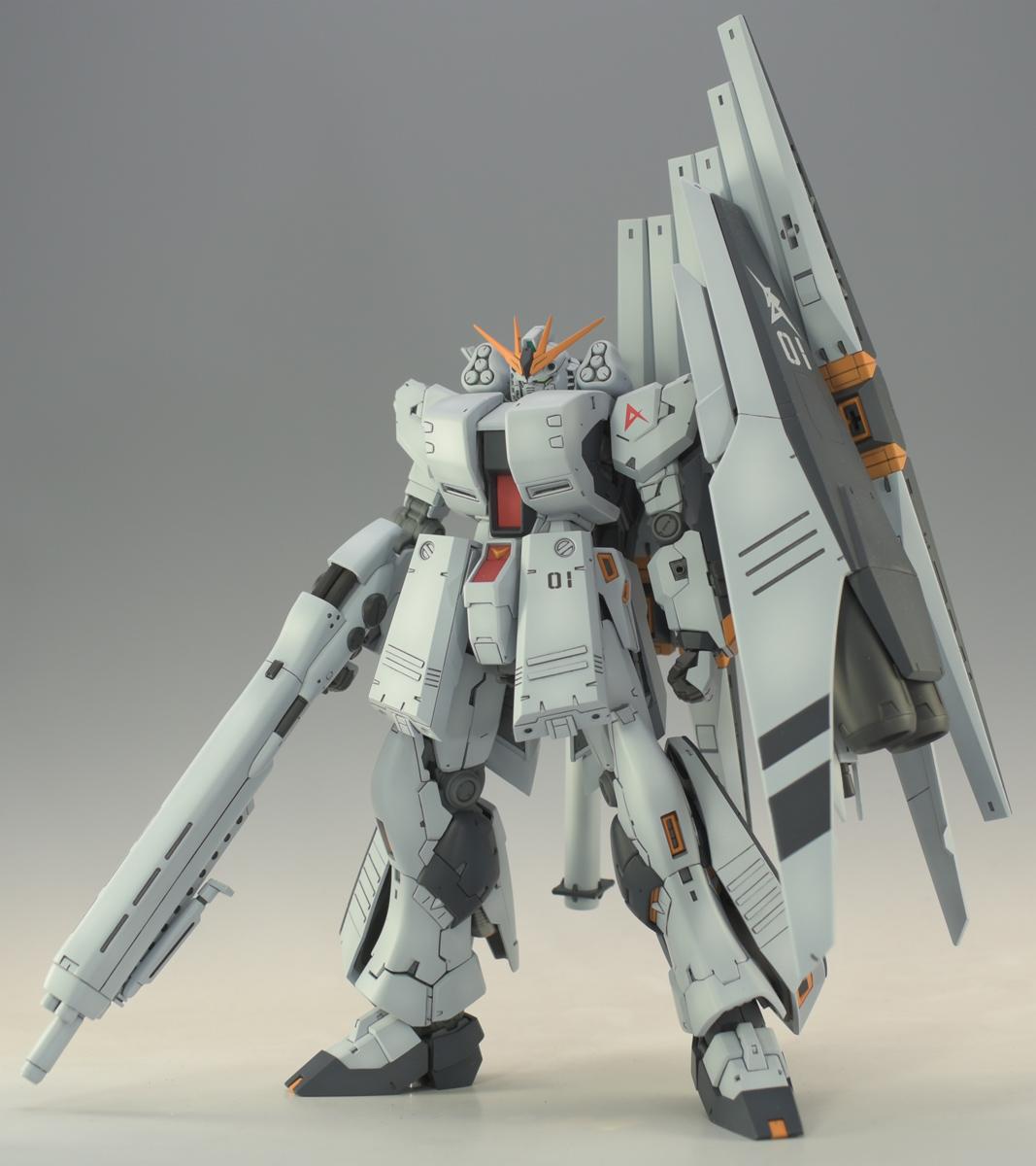 RG νガンダム HWS 02