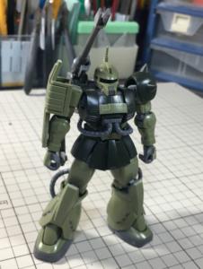 HG ザクキャノン01