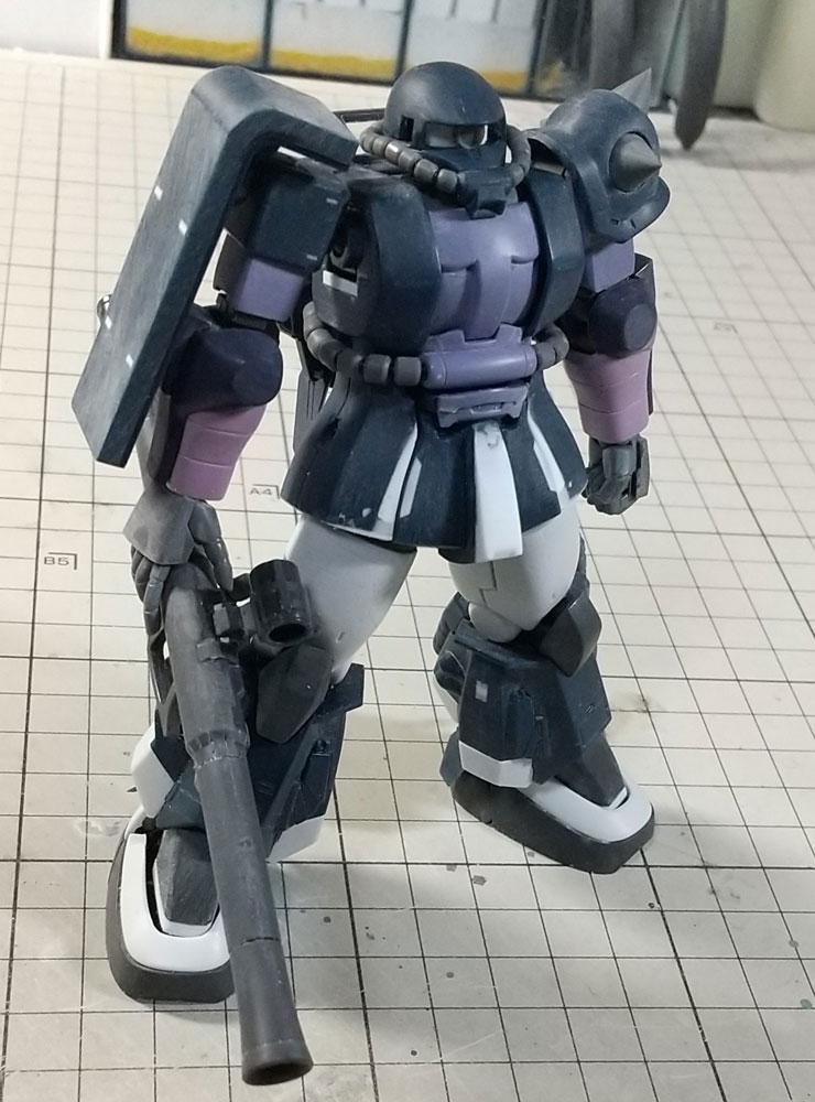 HG 高機動型ザクⅡ22