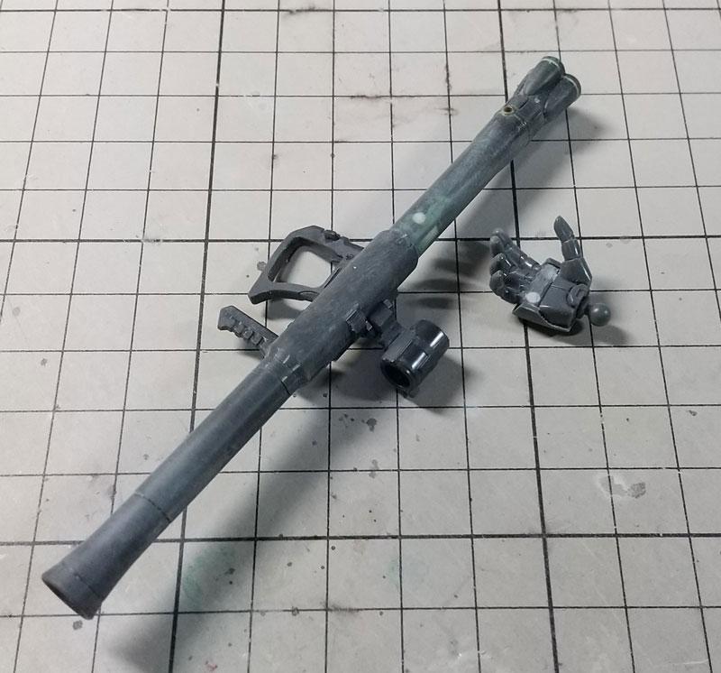 HG 高機動型ザクⅡ23