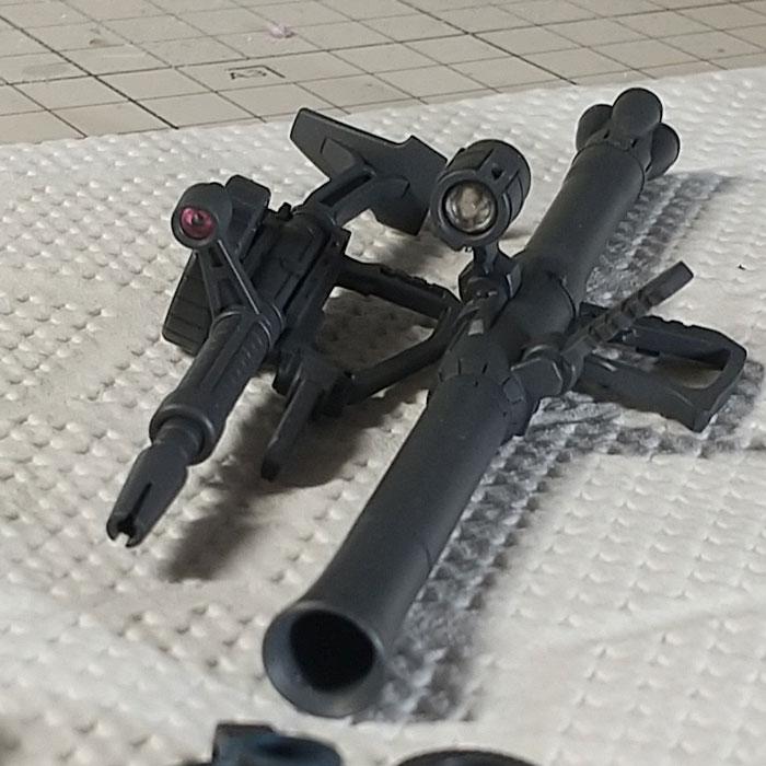 HG 高機動型ザクⅡ34